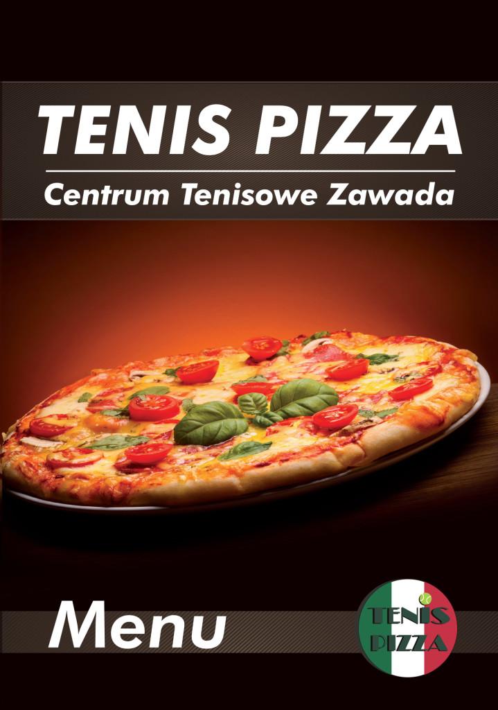 Menu Tenis Pizza 2018