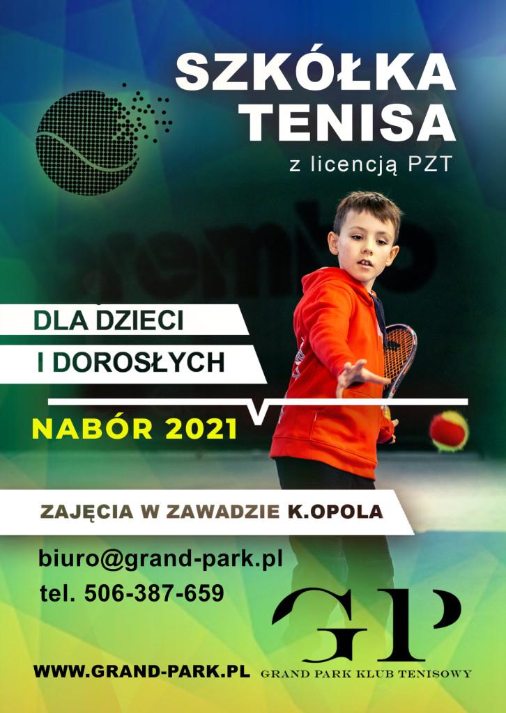 szkółka tenisa
